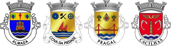 União das Freguesias de Almada, Cova da Piedade, Pragal e Cacilhas